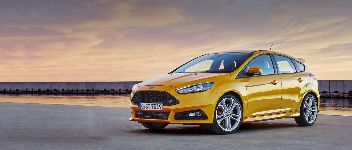 Ford Focus St Performance Car Ford It